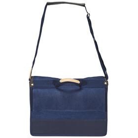 Basil Urban Fold Messenger Tasche dunkel denim blau